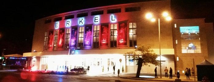 Erkel Színház is one of Ballin' in Buda & Pest.