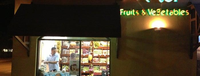 Abu Amer Fruits & Vegetables is one of El Gouna.
