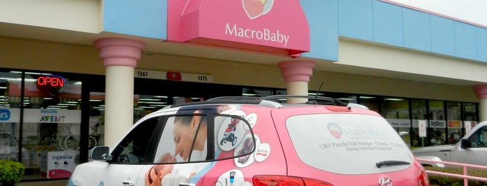 MacroBaby is one of New trip - Compras.
