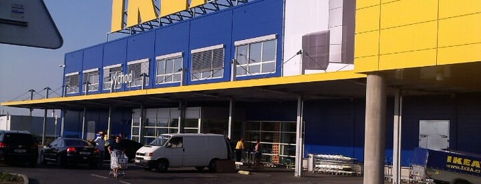 IKEA is one of Jacques 님이 좋아한 장소.