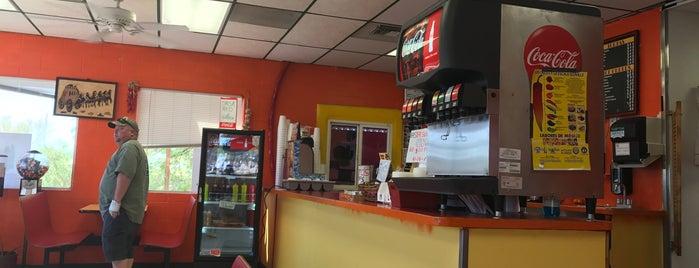 Nico's Taco Shop is one of Tucson.