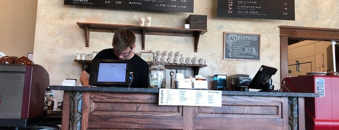 Mill Coffee & Bistro is one of Tempat yang Disukai Joe.