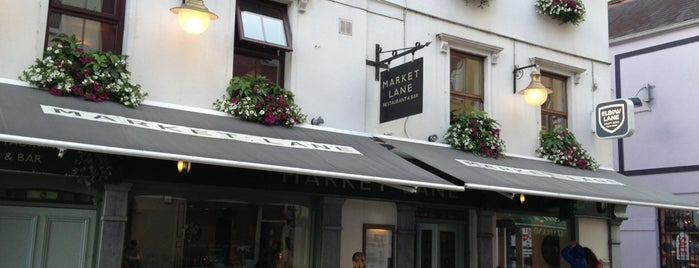 Market Lane is one of To do list: Cork.