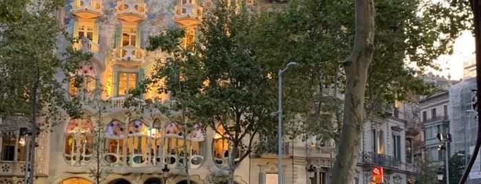 La Dreta de l'Eixample is one of Barclona برشلونه.