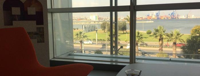 IBM İzmir İş Sürekliliği Merkezi is one of ;).