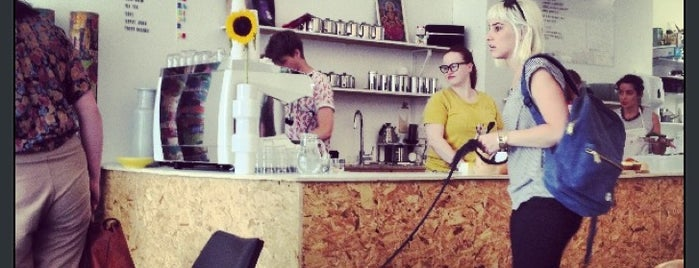 119 Lower Clapton is one of Specialty Coffee Shops Part 2 (London).