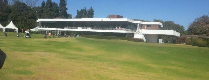 Royal Harare Golf Club is one of Richard : понравившиеся места.