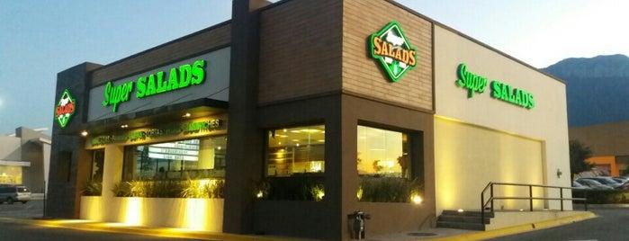 Super Salads is one of Posti che sono piaciuti a David.