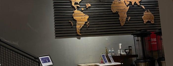 18 Grams Cafe is one of Queen: сохраненные места.
