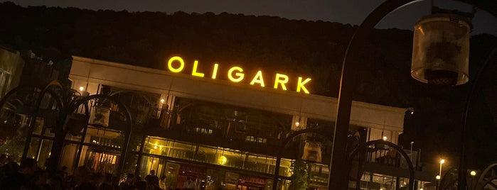 Oligark Wine & Dine is one of Posti che sono piaciuti a Umut.