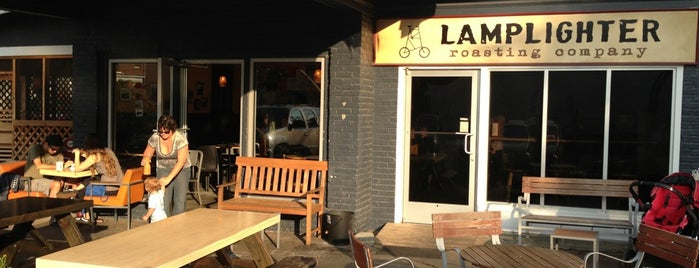 Lamplighter Roasting Co. is one of 4sq Cities! (USA).