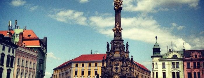 Olomouc is one of Veronica 님이 좋아한 장소.
