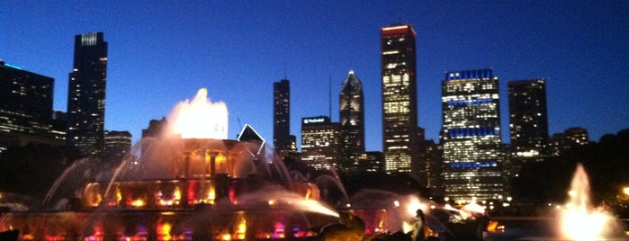 Clarence Buckingham Memorial Fountain is one of Best places in Chicago, IL.
