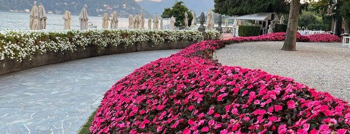 Park di Villa D'Este is one of ***** : понравившиеся места.