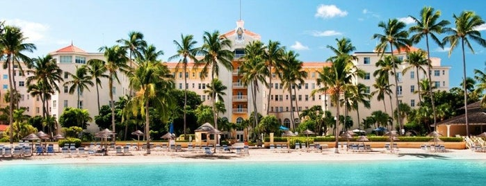 British Colonial Hilton is one of Bahamas.