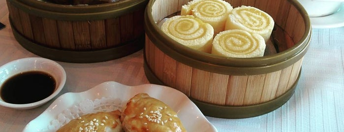 Le Cristal Chinois is one of The Foodie List (Montreal).