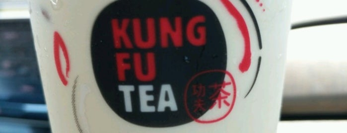 Kung Fu Tea is one of Gainesville, FL.