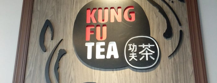 Kung Fu Tea is one of Locais salvos de Elle.
