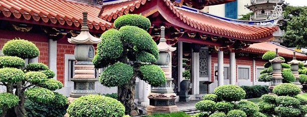 Lian Shan Shuang Lin Temple & Monastery 蓮山雙林寺 is one of Singapore.