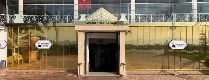 Mevlana Bazaar Lokum Fabrikası is one of 🔱Vahap 님이 좋아한 장소.