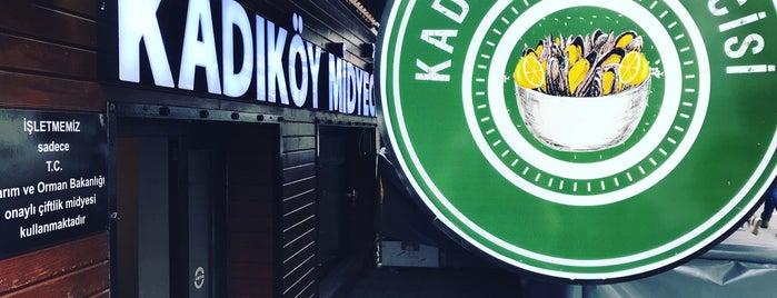 Kadıköy Midyecisi is one of Kadikoy.