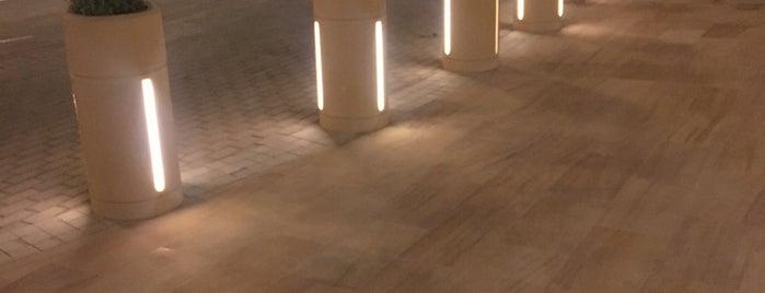Marriott Riyadh Diplomatic Quarter فندق ماريوت حي السفارات is one of Amir 님이 좋아한 장소.