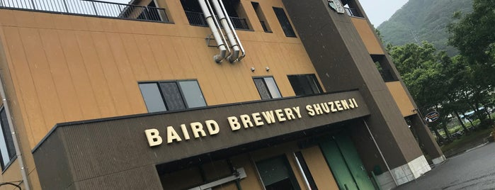 Baird Brewery Shuzenji is one of Japan. Places.