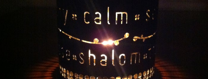 Shalom is one of Delhi.