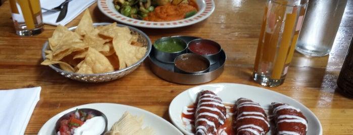 Border Grill Santa Monica is one of LA Times - Jonathan Gold 101.