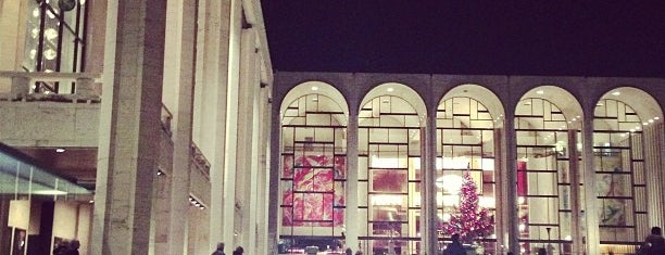 Lincoln Center for the Performing Arts is one of #myhints4NewYorkCity.