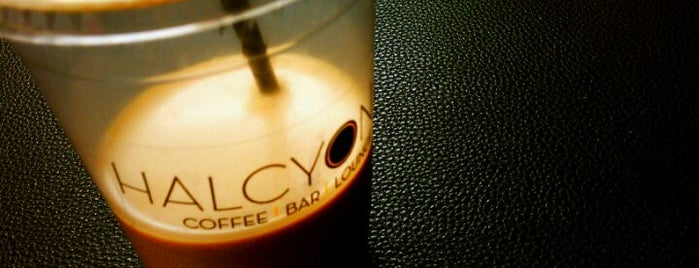Halcyon Coffee, Bar & Lounge is one of Coffee ATX.