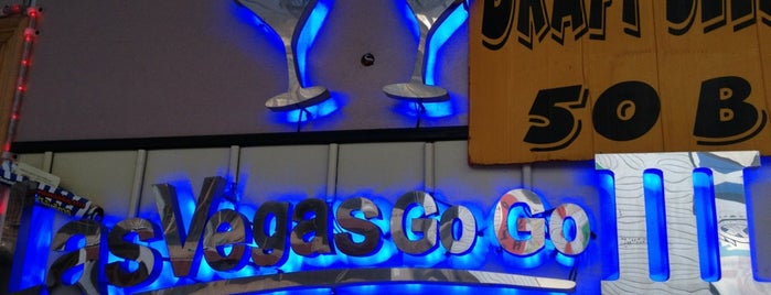 Las Vegas a-Go-Go is one of strip clubs 3 XXX.