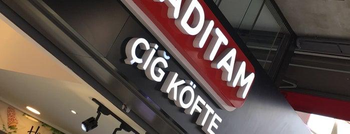 Tadıtam Çiğ Köfte (Organik) is one of İzmir Dışı Yerler.
