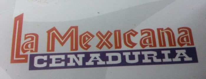 La Mexicana Cenaduria is one of Gastonさんのお気に入りスポット.