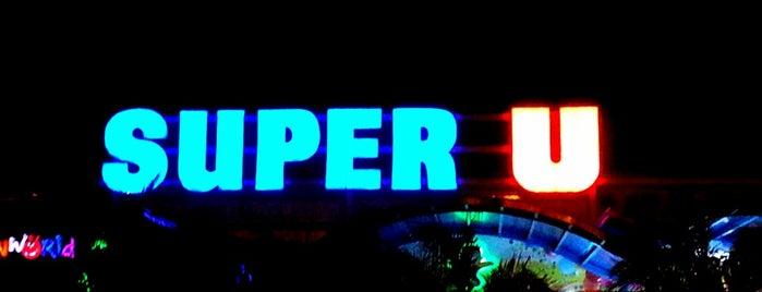 Super U is one of สถานที่ที่ Eser Ozan ถูกใจ.
