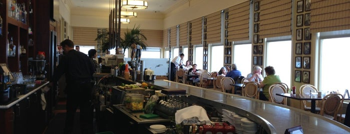 The Bistro at Cliff House is one of Sylviaville.