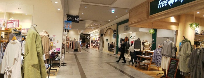 AEON Mall is one of Kobe.