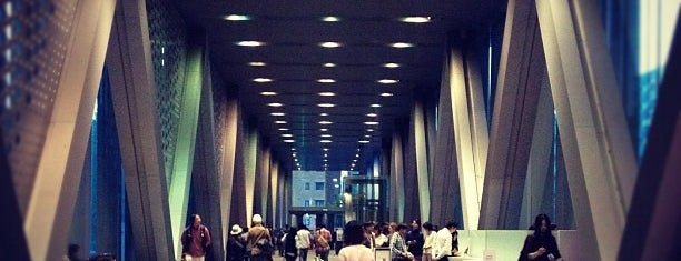 Museum of Contemporary Art Tokyo (MOT) is one of Dive into Tokyo.