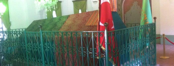 Yıldırım Bayezid Han Türbesi is one of Bursa.