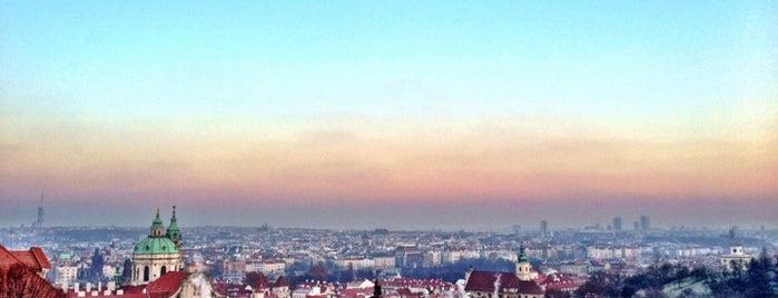Vyhlídka na Hradčanském náměstí | Prague Castle View Point is one of prague.