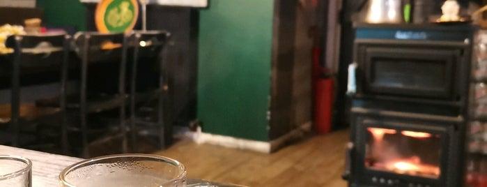 Cafe CUMA is one of 06- ANKARA.