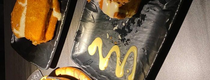 Eat Me Burger is one of Riyadh Sandwiches & BBQ.