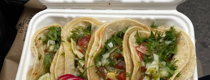 The Little Taco House is one of Casual west village.
