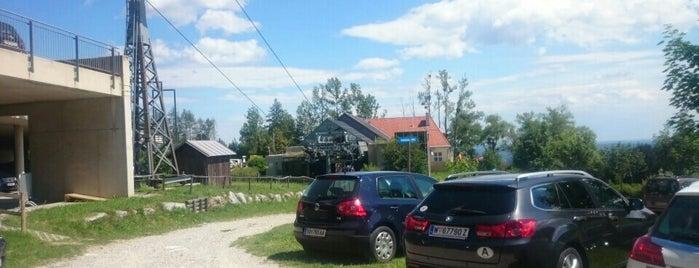 Schöckelseilbahn Talstation is one of Orte, die Thomas gefallen.