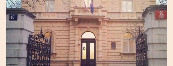 Pelléova Villa is one of Pražská muzejní noc 2016 | Prague Museum Night.