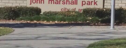 John Marshall Park is one of Jason : понравившиеся места.