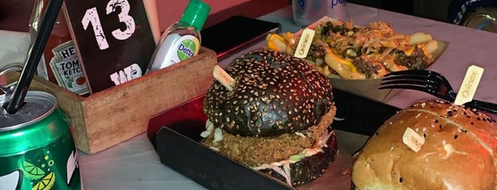 Wagyu Burger is one of Lugares guardados de Queen.