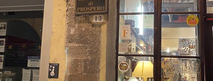La Bottega di Prospero is one of Lucca.