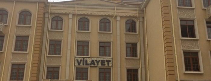Edirne Nüfus Müdürlüğü is one of Orte, die Ali Volkan gefallen.
