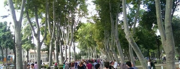 Парк Гюльхане is one of Istanbul - En Fazla Check-in Yapılan Yerler-.